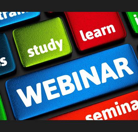 webiner actividades online