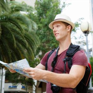 turista mapa